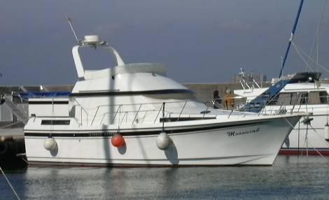 Edership Motor Yacht 40
