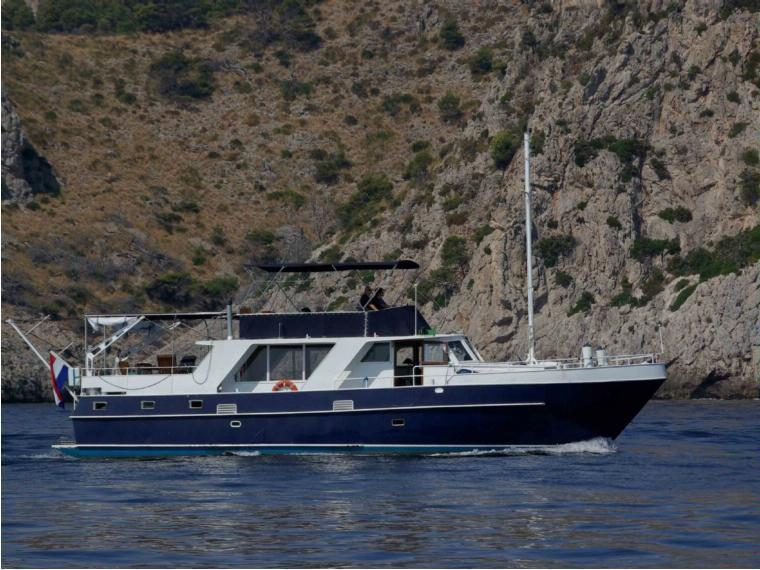 screw Dutch motor Yacht