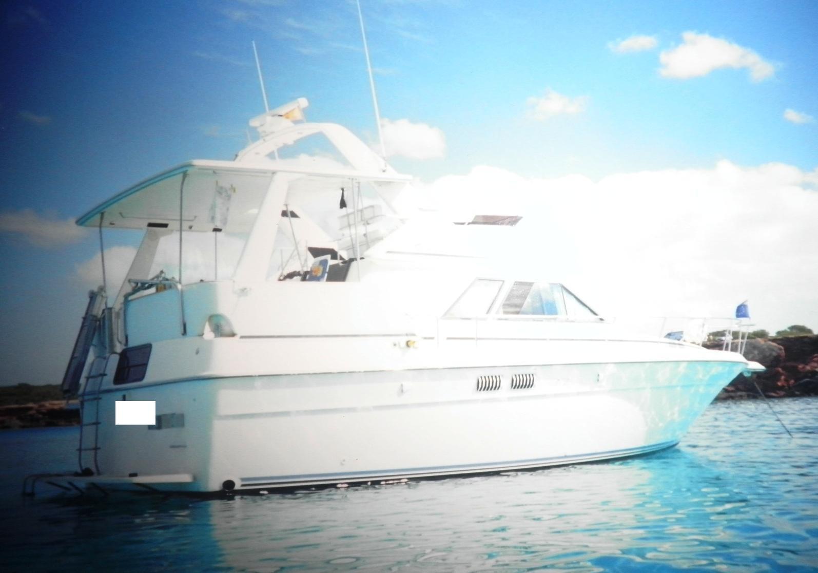 Sea Ray 380 AC Motor